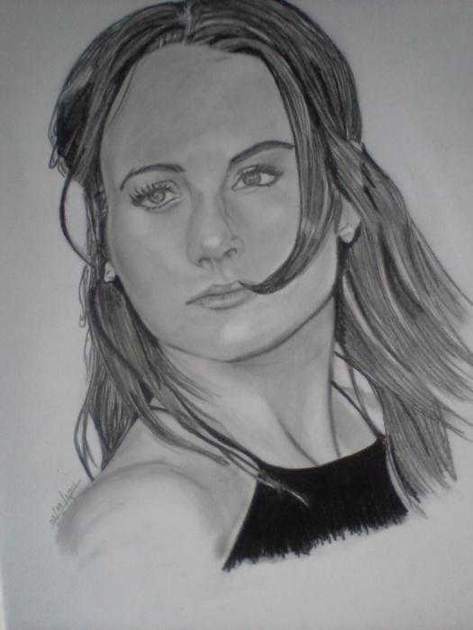 Lindsay Lohan by lahirlakminisilva